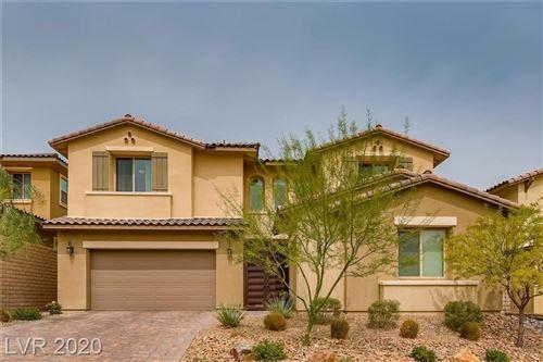 Photo of 12042 Portamento Court, Las Vegas, NV 89138 (MLS # 2231089)