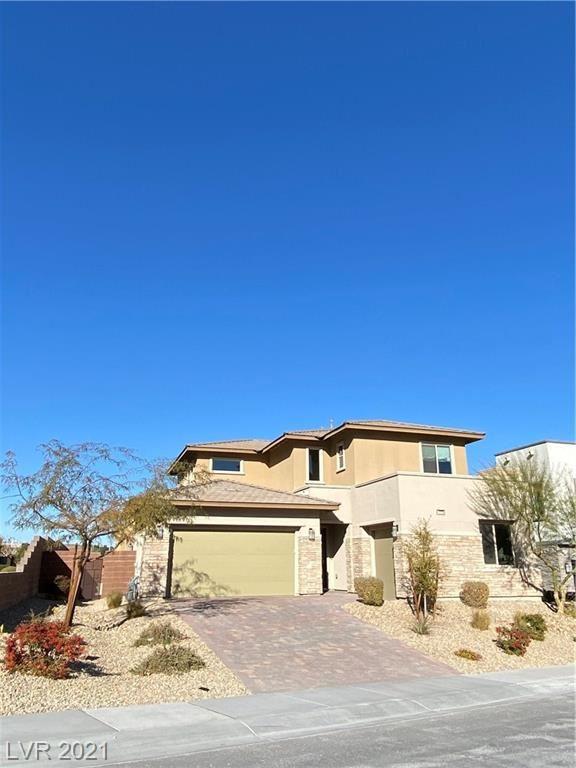 Photo of 10298 Apache Blue Avenue, Las Vegas, NV 89148 (MLS # 2069089)