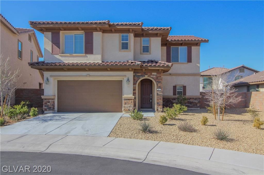 Photo of 867 VIA DELLA VITTORIA, Henderson, NV 89011 (MLS # 2173089)
