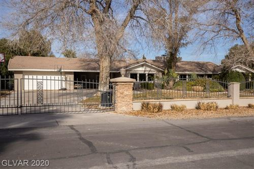 Photo of 2118 EDGEWOOD Avenue, Las Vegas, NV 89102 (MLS # 2161090)