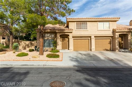 Photo of 2826 COOL WATER Drive, Henderson, NV 89074 (MLS # 2159091)