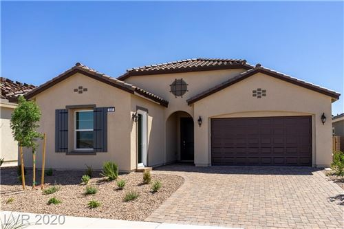 Photo of 337 Meadow Brush Place, Henderson, NV 89011 (MLS # 2202091)