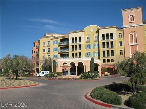 Photo of 30 Strada Di Villaggio #122, Henderson, NV 89011 (MLS # 2193092)