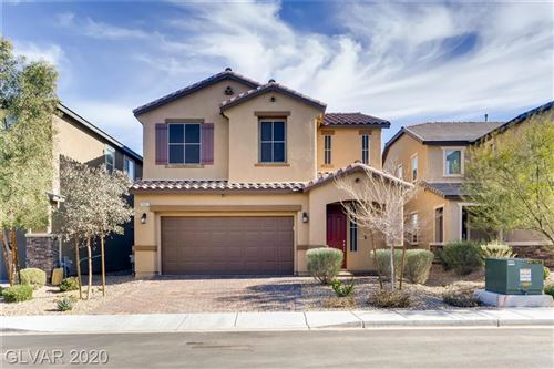 Photo of 11322 CASTOR Street, Las Vegas, NV 89183 (MLS # 2163093)