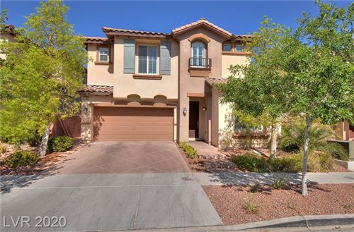 Photo of 1380 ROBARD Street, Las Vegas, NV 89135 (MLS # 2178093)