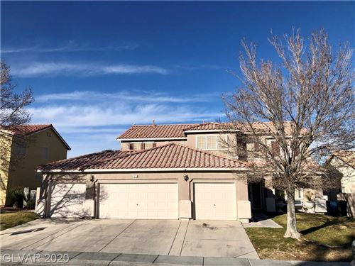Photo of 912 STABLE GLEN Drive, North Las Vegas, NV 89031 (MLS # 2164094)