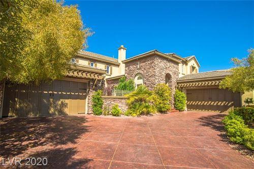 Photo of 11522 Morning Grove Drive, Las Vegas, NV 89135 (MLS # 2235094)