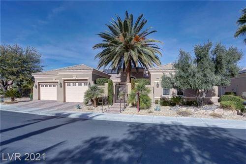 Photo of 10254 Sofferto Avenue, Las Vegas, NV 89135 (MLS # 2261094)