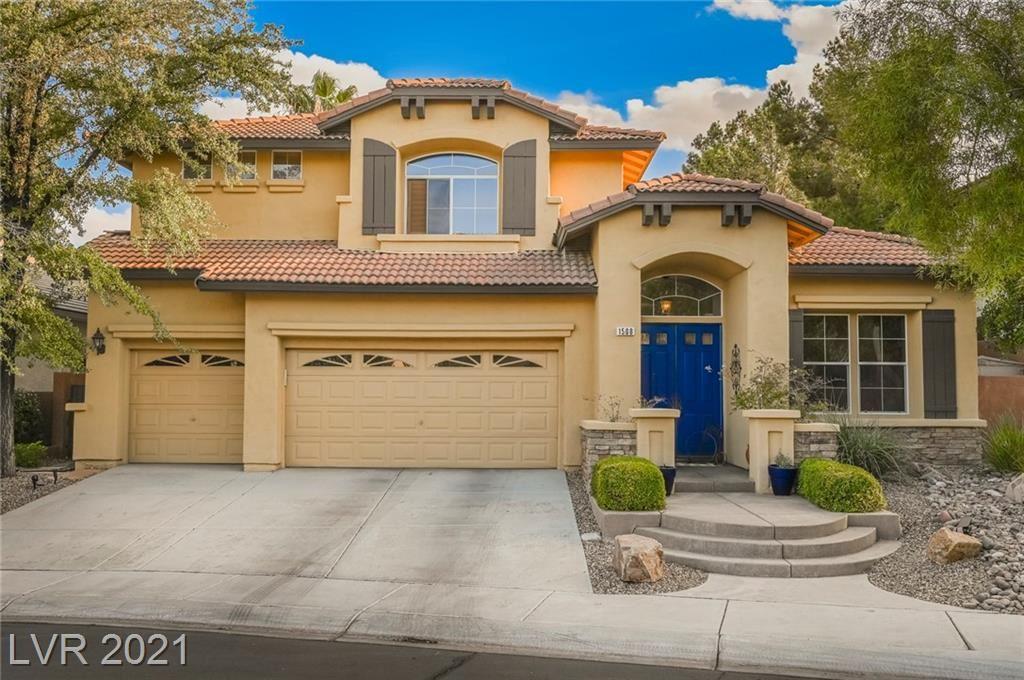Photo of 1508 Pine Leaf Drive, Las Vegas, NV 89144 (MLS # 2343094)