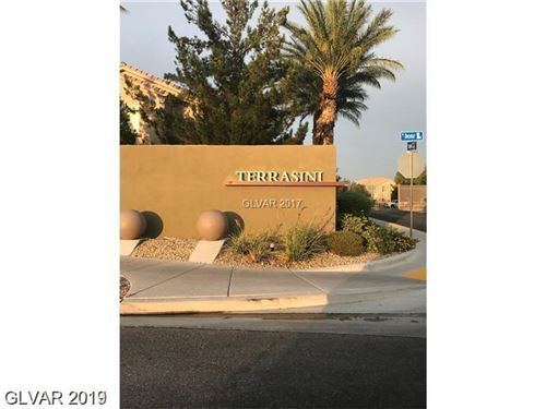 Photo of 4620 PUGLIA Lane #102, North Las Vegas, NV 89084 (MLS # 2155095)