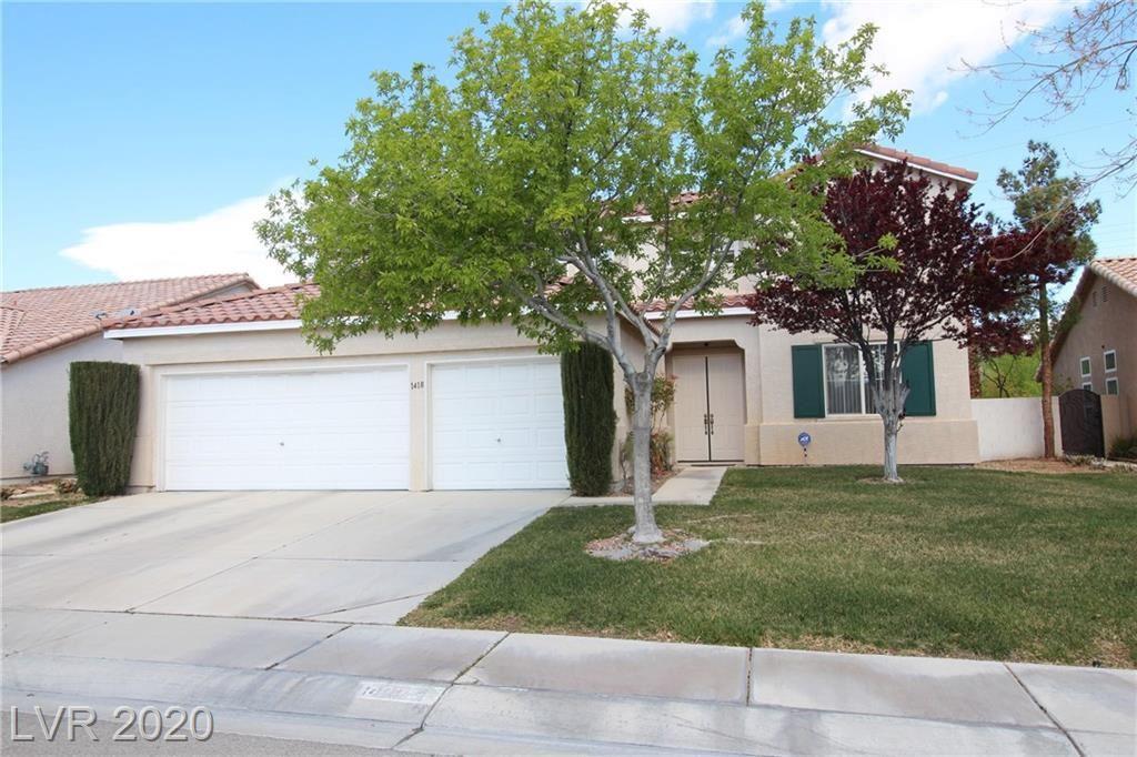 Photo of 1418 Big Tree, North Las Vegas, NV 89031 (MLS # 2183095)