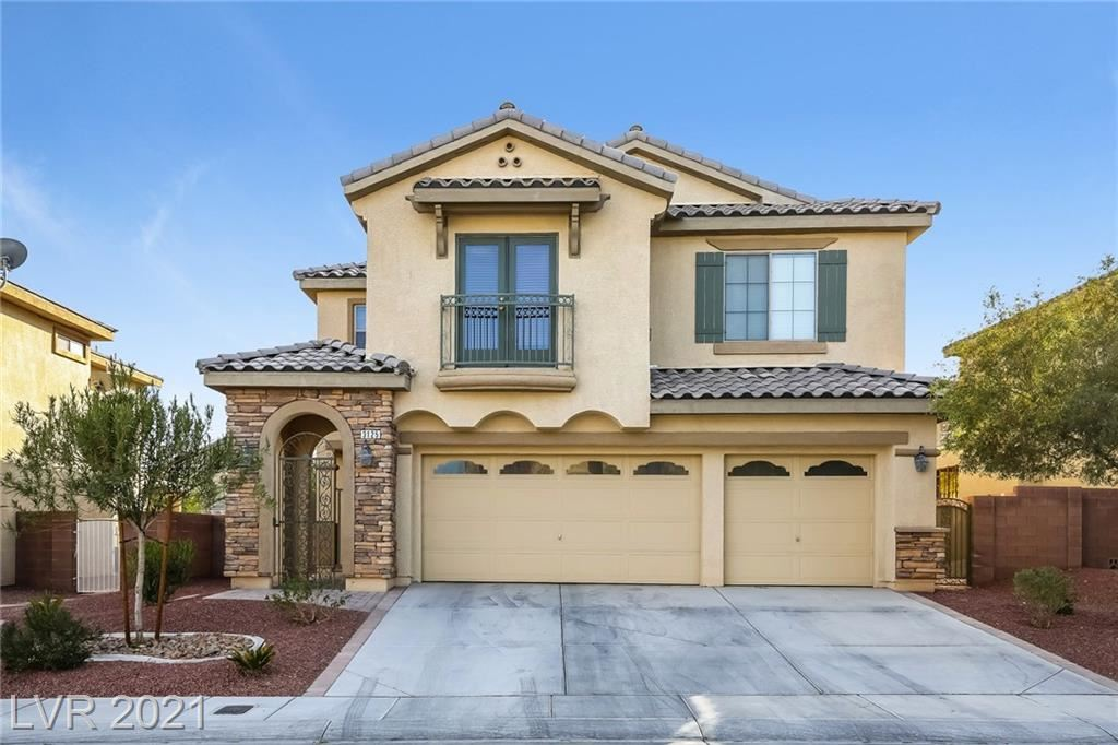 Photo of 3125 Madame Plantier Avenue, North Las Vegas, NV 89081 (MLS # 2261095)
