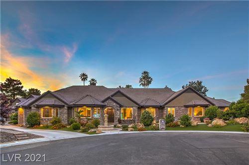 Photo of 3000 Astoria Pines Circle, Las Vegas, NV 89107 (MLS # 2334096)