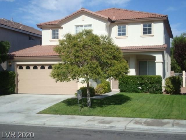 Photo of 3416 CRYSTAL TOWER Street, Las Vegas, NV 89129 (MLS # 2177096)