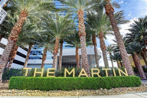Photo of 4471 Dean Martin Drive #2807, Las Vegas, NV 89103 (MLS # 2304097)