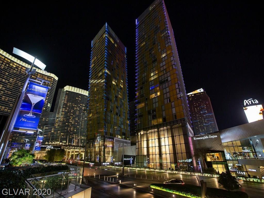 Photo of 3722 LAS VEGAS Boulevard #3107, Las Vegas, NV 89158 (MLS # 2171098)