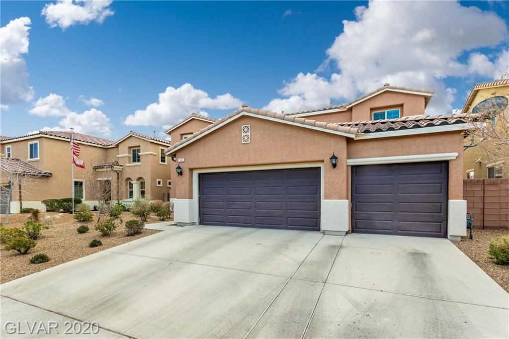 Photo of 1871 TIMBER GLADE Place, North Las Vegas, NV 89084 (MLS # 2170099)