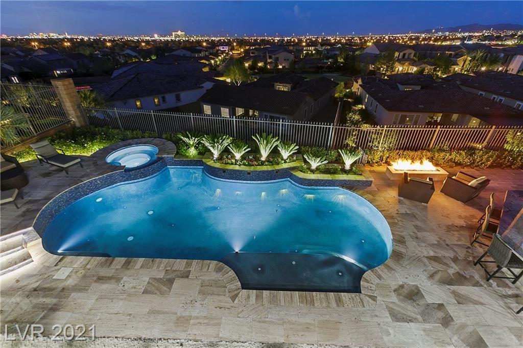 Photo of 11362 Villa Bellagio Drive, Las Vegas, NV 89141 (MLS # 2318100)