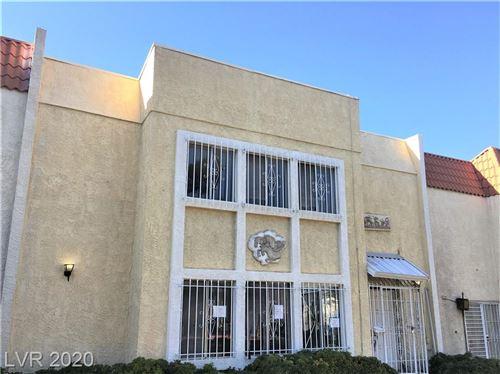 Photo of 3388 TOWNHOUSE Drive, Las Vegas, NV 89121 (MLS # 2168101)