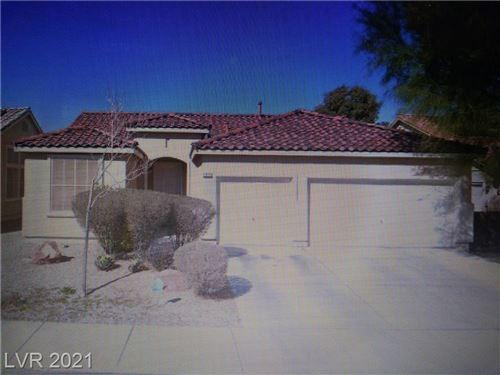 Photo of 2124 El Campo Grande Avenue, North Las Vegas, NV 89031 (MLS # 2272101)