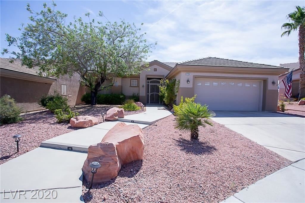 Photo of 434 Piute Valley Court, Henderson, NV 89012 (MLS # 2213101)