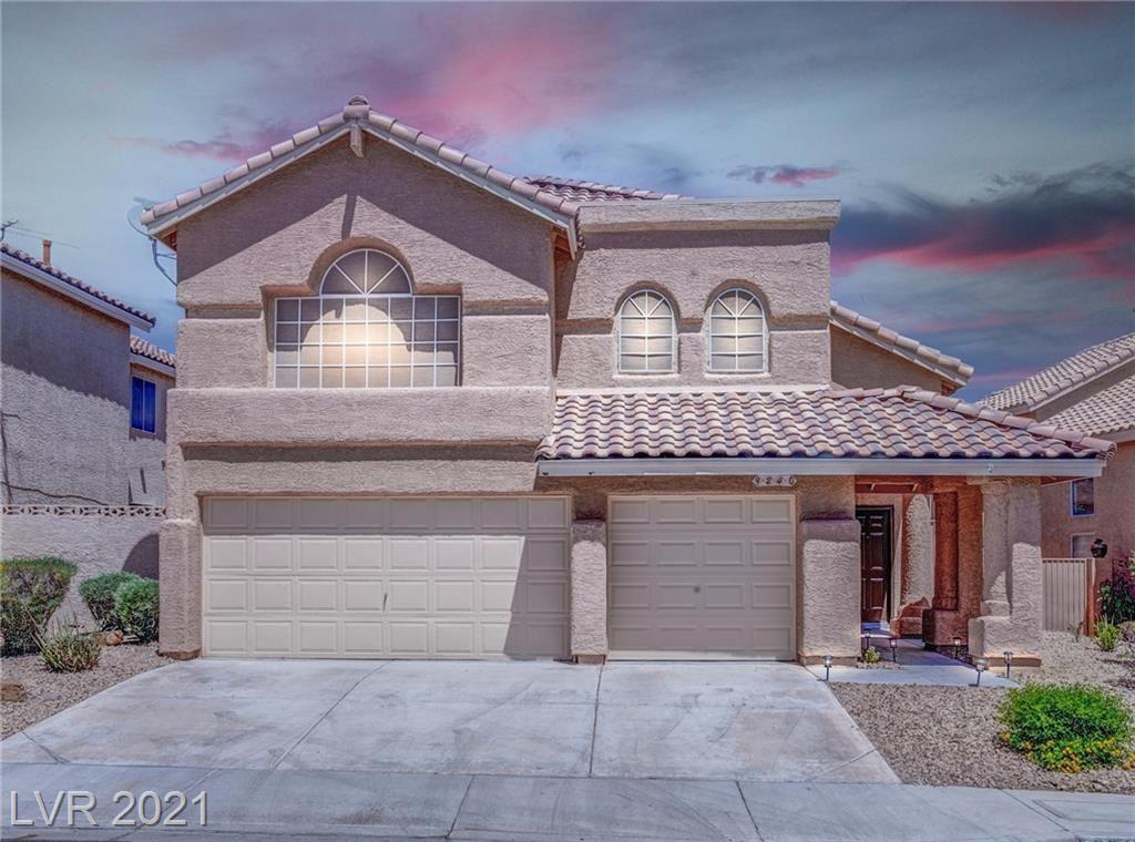 Photo of 9240 Magic Flower Avenue, Las Vegas, NV 89134 (MLS # 2293101)