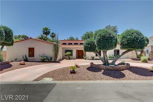 Photo of 2405 Rancho Bel Air Drive, Las Vegas, NV 89107 (MLS # 2296102)