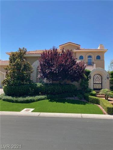 Photo of 9413 Verlaine Court, Las Vegas, NV 89145 (MLS # 2298102)