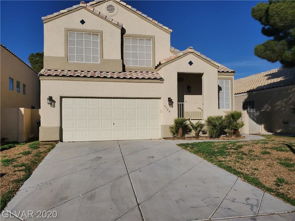 Photo of 7708 BEACH FALLS Court, Las Vegas, NV 89149 (MLS # 2168102)