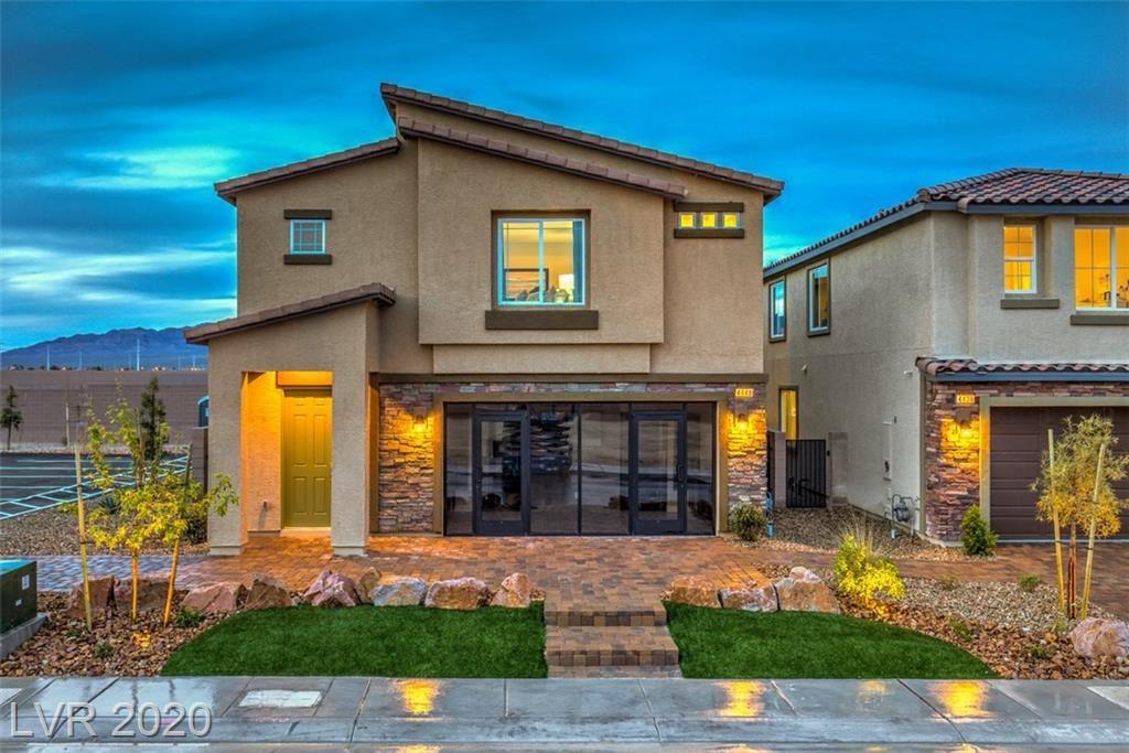 Photo of 4515 Meteora Ledge Avenue #LOT 347, North Las Vegas, NV 89084 (MLS # 2185102)