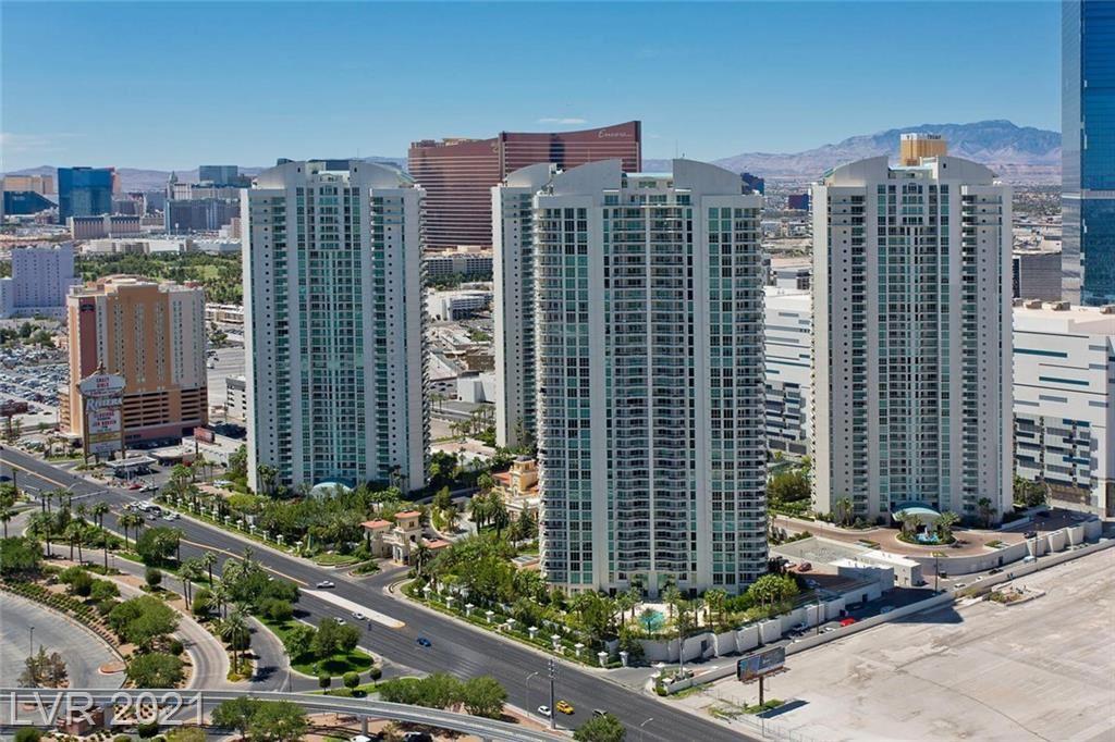 Photo of 2877 Paradise Road #PH2702, Las Vegas, NV 89109 (MLS # 2287102)