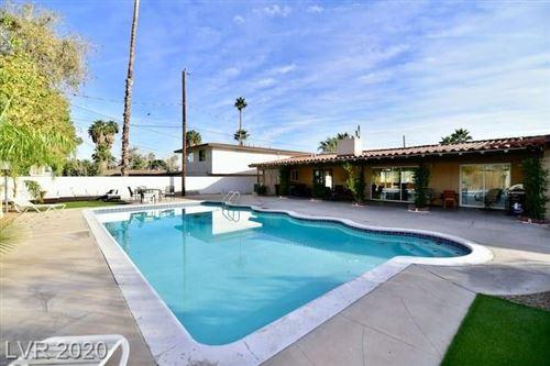 Photo of 555 Griffith Avenue, Las Vegas, NV 89104 (MLS # 2246103)