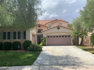 Photo of 1521 RAVANUSA Drive, Henderson, NV 89052 (MLS # 2120106)