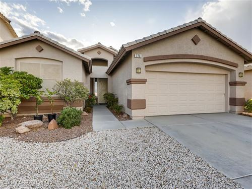 Photo of 773 WIGAN PIER Drive, Henderson, NV 89002 (MLS # 2156106)