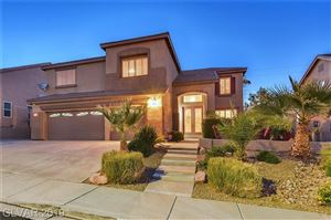 Photo of 1768 CLEARWATER CANYON Drive, Henderson, NV 89012 (MLS # 2126107)