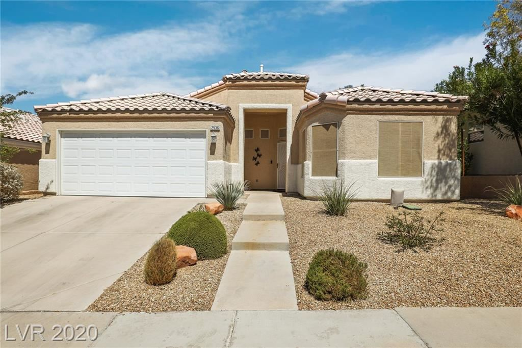 Photo of 2536 Stonequist Avenue, Henderson, NV 89052 (MLS # 2227107)