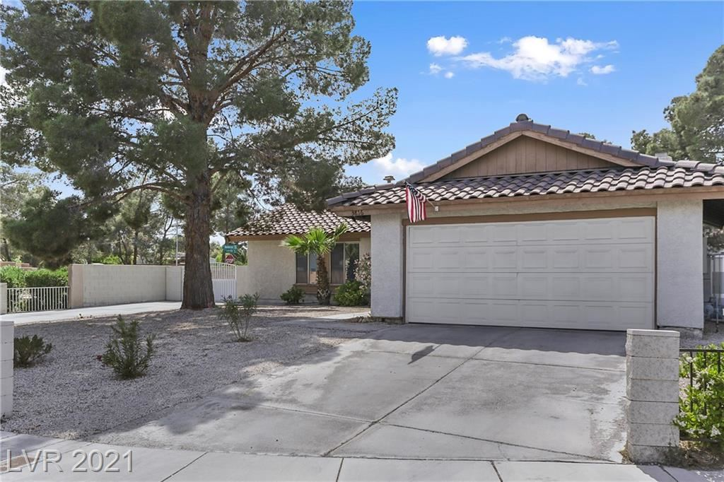 Photo of 3816 Ivycrest Street, Las Vegas, NV 89108 (MLS # 2293107)