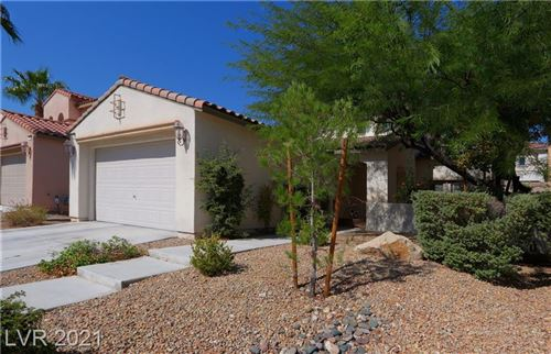 Photo of 12204 Capilla Real Avenue, Las Vegas, NV 89138 (MLS # 2320108)