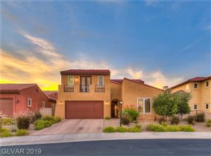 Photo of 86 STRADA PRINCIPALE, Henderson, NV 89011 (MLS # 2113109)