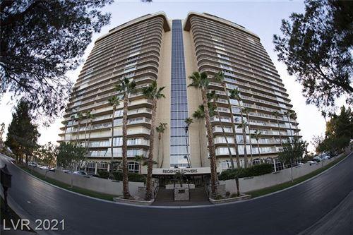 Photo of 3111 Bel Air Drive #7F, Las Vegas, NV 89109 (MLS # 2282109)