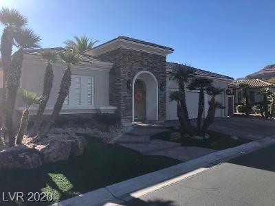 Photo of 3084 Red Springs Drive, Las Vegas, NV 89135 (MLS # 2250110)