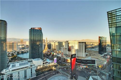 Photo of 3726 LAS VEGAS Boulevard #3504, Las Vegas, NV 89158 (MLS # 2266110)
