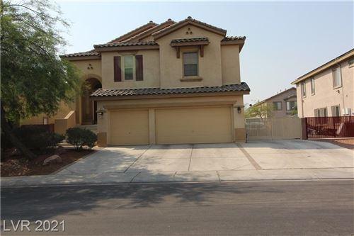 Photo of 3029 Little Crimson Avenue, North Las Vegas, NV 89081 (MLS # 2320110)