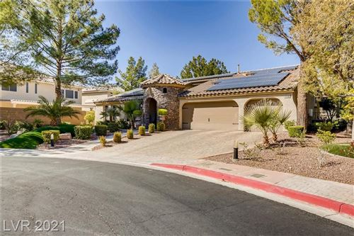 Photo of 4196 Balmoral Castle Court, Las Vegas, NV 89141 (MLS # 2273111)
