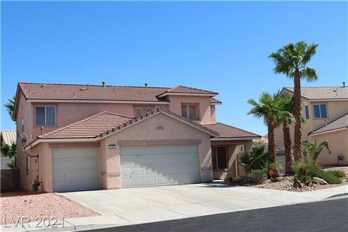 Photo of 600 Colonial Cup Street, Henderson, NV 89015 (MLS # 2334111)