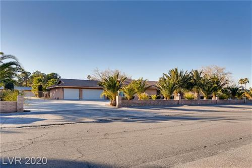 Photo of 3059 EL CAMINO Road, Las Vegas, NV 89146 (MLS # 2173113)
