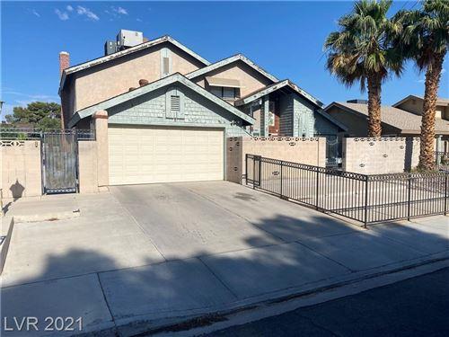 Photo of 4590 Green Canyon Drive, Las Vegas, NV 89103 (MLS # 2312113)