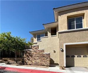 Photo of 721 PEACHY CANYON Circle #201, Henderson, NV 89144 (MLS # 2145115)