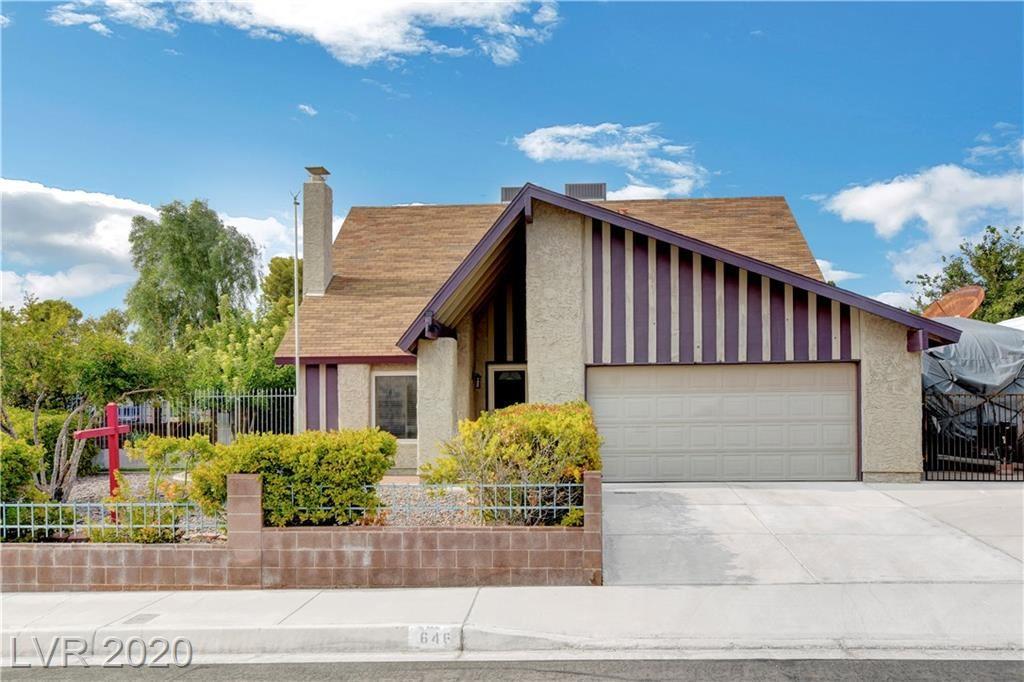 Photo of 646 Del Prado Drive, Boulder City, NV 89005 (MLS # 2230115)
