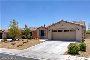 Photo of 3757 GARNET HEIGHTS Avenue, North Las Vegas, NV 89081 (MLS # 2109116)
